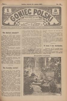 Goniec Polski.R.1, nr 53 (19 marca 1907)