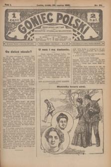 Goniec Polski.R.1, nr 54 (20 marca 1907)