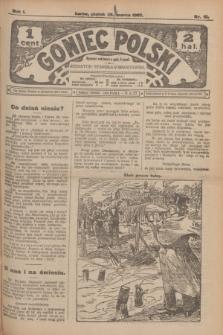 Goniec Polski.R.1, nr 61 (29 marca 1907)