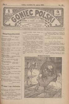 Goniec Polski.R.1, nr 63 (31 marca 1907)