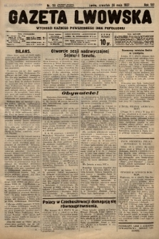 Gazeta Lwowska. 1937, nr110