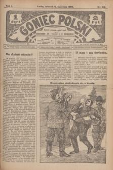 Goniec Polski.R.1, nr 69 (9 kwietnia 1907)