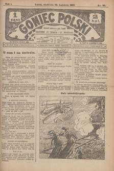 Goniec Polski.R.1, nr 86 (28 kwietnia1907)