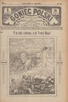 Goniec Polski.R.1, nr 89 (3 maja 1907)