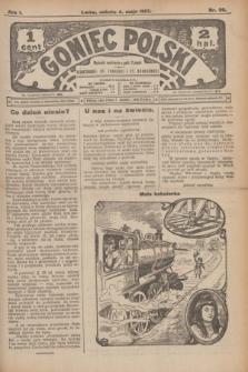 Goniec Polski.R.1, nr 90 (4 maja 1907)