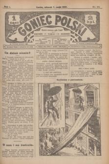 Goniec Polski.R.1, nr 92 (7 maja 1907)