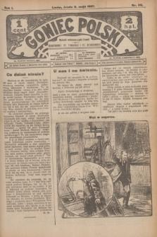 Goniec Polski.R.1, nr 93 (8 maja 1907)