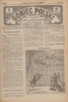 Goniec Polski.R.1, nr 94 (9 maja 1907)