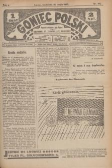 Goniec Polski.R.1, nr 96 (12 maja 1907)