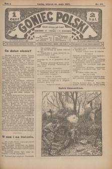 Goniec Polski.R.1, nr 97 (14 maja 1907)