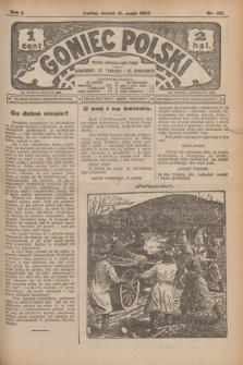 Goniec Polski.R.1, nr 98 (15 maja 1907)