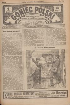 Goniec Polski.R.1, nr 99 (16 maja 1907)