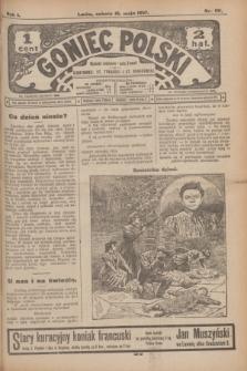 Goniec Polski.R.1, nr 101 (18 maja 1907)