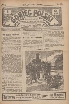 Goniec Polski.R.1, nr 109 (29 maja 1907)