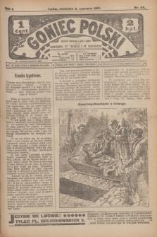 Goniec Polski.R.1, nr 112 (2 czerwca 1907)