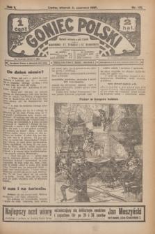 Goniec Polski.R.1, nr 113 (4 czerwca 1907)