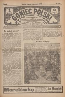 Goniec Polski.R.1, nr 116 (7 czerwca 1907)