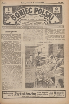 Goniec Polski.R.1, nr 118 (9 czerwca 1907)