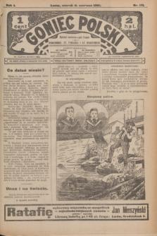 Goniec Polski.R.1, nr 119 (11 czerwca 1907)