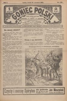 Goniec Polski.R.1, nr 120 (12 czerwca 1907)