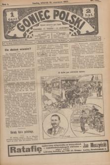 Goniec Polski.R.1, nr 125 (18 czerwca 1907)