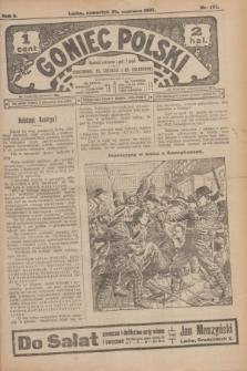 Goniec Polski.R.1, nr 127 (20 czerwca 1907)