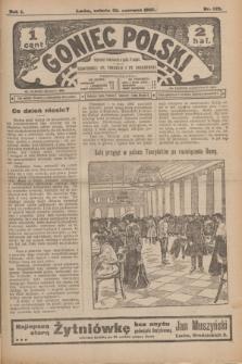 Goniec Polski.R.1, nr 129 (22 czerwca 1907)