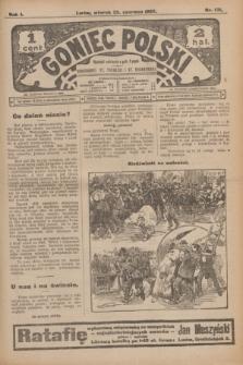 Goniec Polski.R.1, nr 131 (25 czerwca 1907)