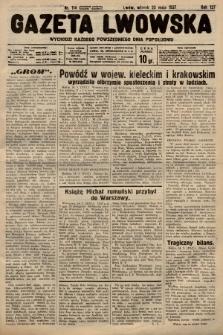 Gazeta Lwowska. 1937, nr114