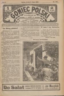 Goniec Polski.R.1, nr 137 (3 lipca 1907)