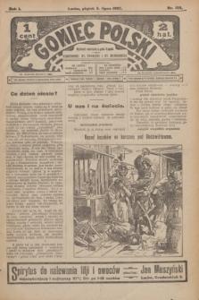 Goniec Polski.R.1, nr 139 (5 lipca 1907)