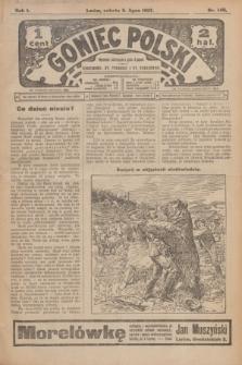 Goniec Polski.R.1, nr 140 (6 lipca 1907)
