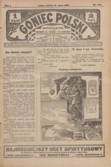 Goniec Polski.R.1, nr 146 (13 lipca 1907)