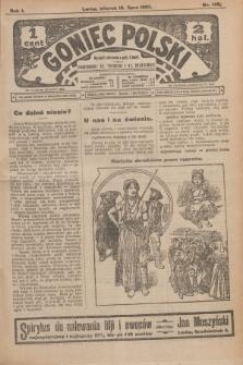 Goniec Polski.R.1, nr 148 (16 lipca 1907)