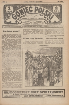 Goniec Polski.R.1, nr 149 (17 lipca 1907)