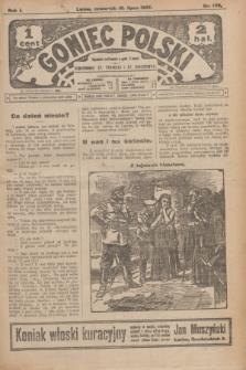 Goniec Polski.R.1, nr 150 (18 lipca 1907)