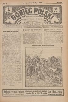 Goniec Polski.R.1, nr 158 (27 lipca 1907)