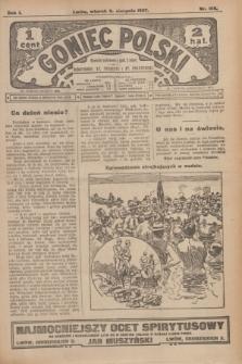 Goniec Polski.R.1, nr 166 (6 sierpnia 1907)