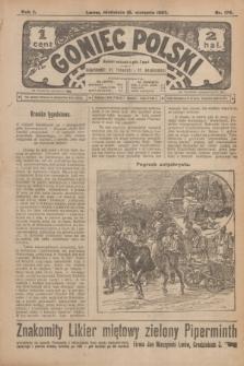 Goniec Polski.R.1, nr 176 (18 sierpnia 1907)