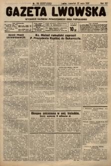 Gazeta Lwowska. 1937, nr116