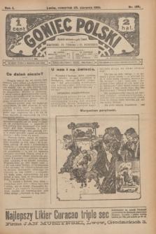 Goniec Polski.R.1, nr 185 (29 sierpnia 1907)