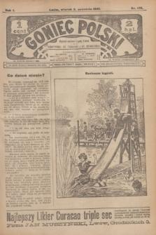Goniec Polski.R.1, nr 189 (3 września 1907)