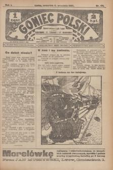 Goniec Polski.R.1, nr 191 (5 września 1907)