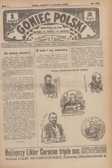 Goniec Polski.R.1, nr 193 (7 września 1907)