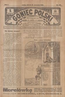 Goniec Polski.R.1, nr 195 (10 września 1907)