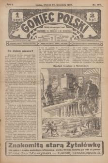 Goniec Polski.R.1, nr 207 (24 września 1907)