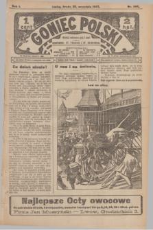 Goniec Polski.R.1, nr 208 (25 września 1907)