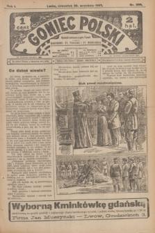 Goniec Polski.R.1, nr 209 (26 września 1907)