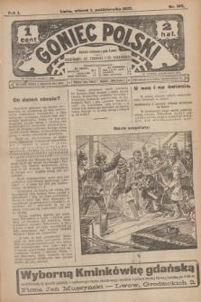 Goniec Polski.R.1, nr 213 (1 października 1907)