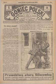 Goniec Polski.R.1, nr 214 (2 października 1907)